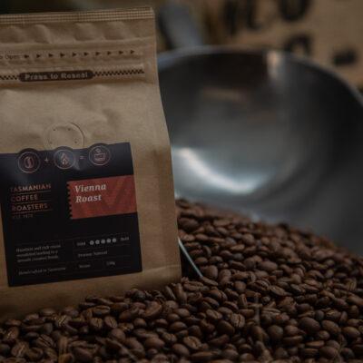 tasmanian coffee roasters vienna roast