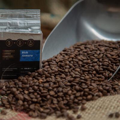 tas coffee roasters rich asmara