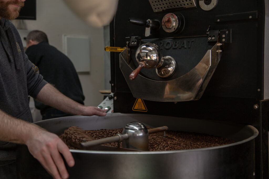 coffee roasting equipment