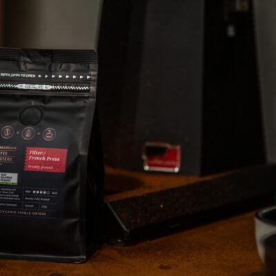 Tas coffee roasters organic single origin